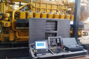 digital barometer and caterpillar generator