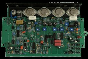 fuel valve controller board