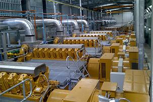 cat-gas-generator