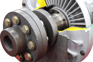 Generator engine coupling