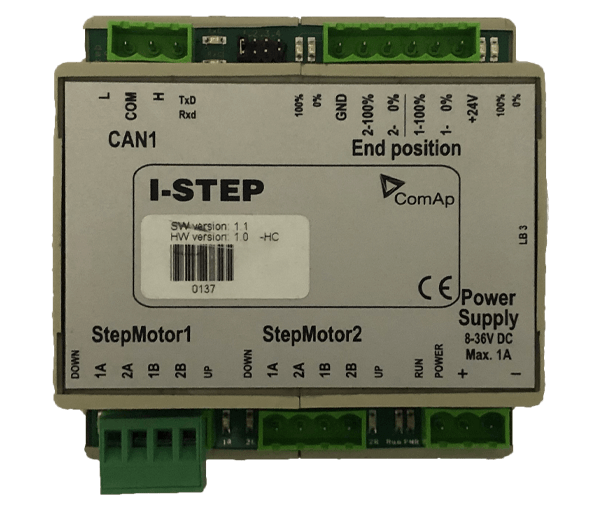 I-step card