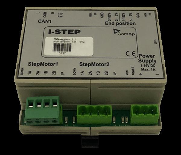 I-step control board